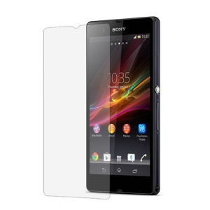 Ultra Clear LCD Screen Protector Guard Film for Sony Xperia Z L36h C6603 Yuga