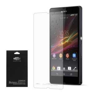 Premium Ultra Clear LCD Screen Guard Protector for Sony Xperia Z L36h C6603 Yuga