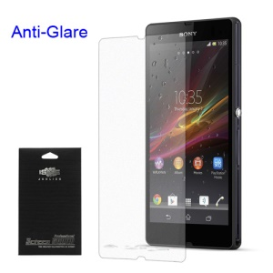 Premium Anti-Glare Matte Screen Protective Film for Sony Xperia Z L36h C6603 Yuga
