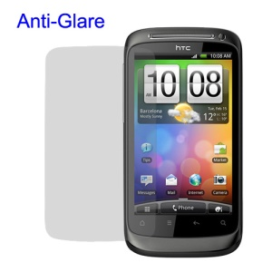 Anti-Glare Frosted LCD Screen Protector Film for HTC Desire S S510E