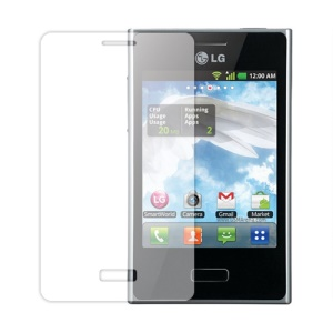 Clear Touch Screen Protector for LG Optimus L3 E400