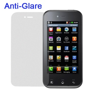 Anti-glare Matte Screen Guard for LG Optimus Sol E730 Victor