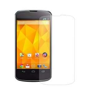 LCD Screen Protector Guard Film for LG E960 Mako Google Nexus 4