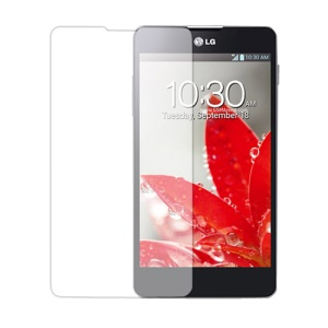 Clear LCD Screen Guard Film for LG Optimus G E973
