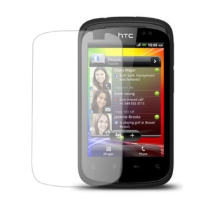 Ultra Clear LCD Screen Guard for HTC Explorer A310e / Pico