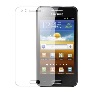 Clear Screen Protector Film for Samsung I8530 Galaxy Beam