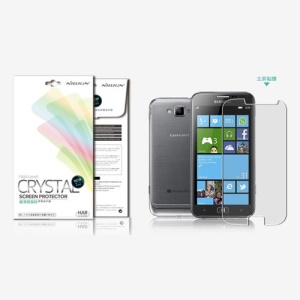 Nillkin Anti-Fingerprint Ultra Clear Protective Film Protector for Samsung Ativ S I8750