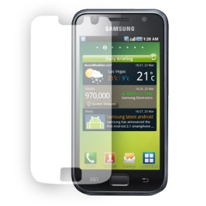 Frost Screen Guard Protector for Samsung Galaxy S i9000/i9001 (Anti-glare)