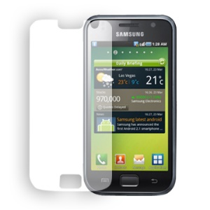 Clear Screen Guard Protector Film for Samsung Galaxy S i9000/i9001