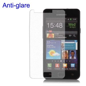Premium Anti-Glare Screen Protector for Samsung I9100 Galaxy S II