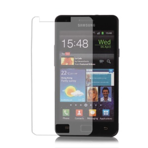 Premium Ultra Clear LCD Screen Protector for Samsung I9100 Galaxy S II