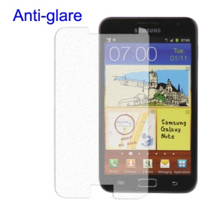 Anti-glare Screen Protector for Samsung Galaxy Note I9220 GT-N7000