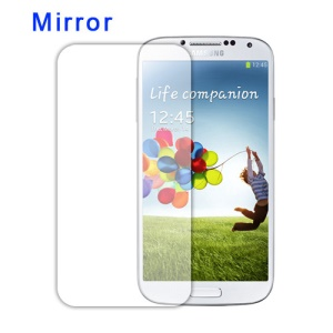 For Samsung Galaxy S 4 IV i9500 i9505 Mirror LCD Screen Guard Film