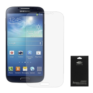 Samsung Galaxy S 4 IV i9500 i9505 Premium Super Clear Screen Protector Guard Film
