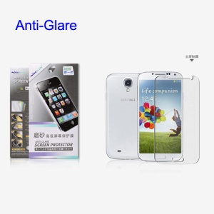 Nillkin Scratch-Resistance Matte Anti-Glare Screen Guard for Samsung Galaxy S IV i9500 i9505
