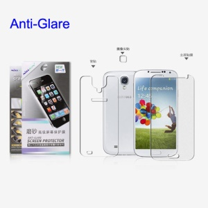 Nillkin Scratch-Resistance Anti-Glare Screen Film for Samsung Galaxy S4 i9500 i9505  (Suite Edition)