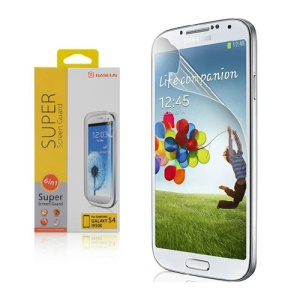 Baseus 6 in 1 Super Screen Guard Protective Film for Samsung Galaxy S4 i9500 i9502 i9505