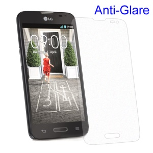 Anti-glare Anti-fingerprint Frosted Phone Screen Film for LG L70 D320