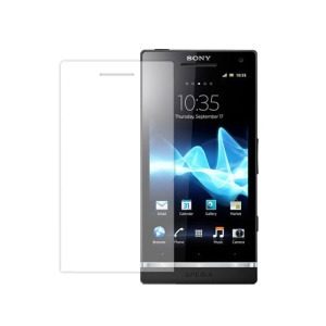 Clear LCD Screen Guard for Sony Xperia S LT26i LT26a / Nozomi