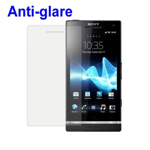 Anti-Glare Matte Screen Protector for Sony Xperia S LT26i LT26a / Nozomi