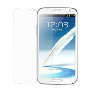 Clear LCD Screen Protector Guard for Samsung Galaxy Note II N7100