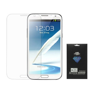 Diamond Screen Protector Guard Film for Samsung Galaxy Note II N7100