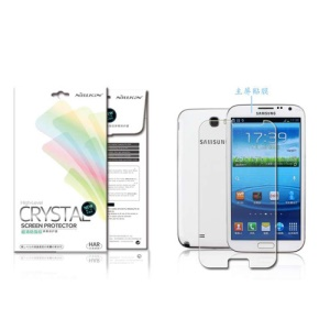 Nillkin Ultra Clear Anti-Fingerprint Screen Protector for Samsung Galaxy Note 2 / II N7100 (Suite Edition)