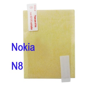 LCD Screen Protector for NOKIA N8