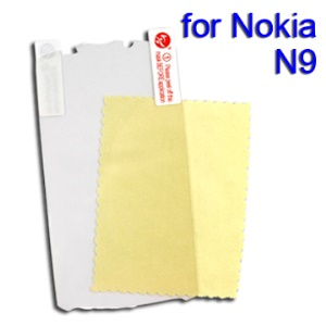 NOKIA N9 Screen Protector Guard Film