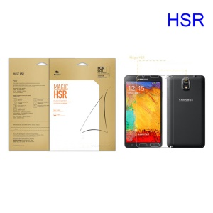 Benks Magic HSR HD Anti-fingerprint LCD Screen Film for Samsung N9002 Galaxy Note 3