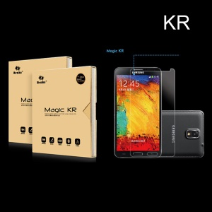 Benks Magic KR KingKong Series for Samsung Galaxy Note 3 N9005 0.2mm Explosion-proof Nano Glass Protection Film