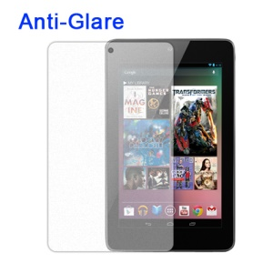 Anti-Glare LCD Screen Protector for ASUS Google Nexus 7