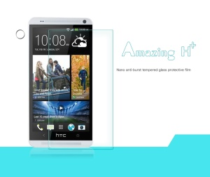 Nillkin for HTC One Max Nano Anti-burst Tempered Glass Screen Film (Suite Edition)