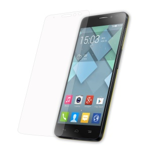 Clear LCD Screen Protector for Alcatel One Touch Idol X 6040 6040A 6040D 6040E