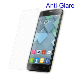 Frosted Anti-glare Screen Guard Film for Alcatel One Touch Idol X 6040 6040A 6040D 6040E