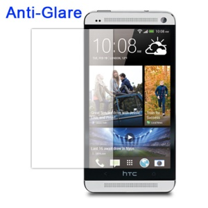 Anti-Glare Matte LCD Screen Protector for HTC One M7 801e