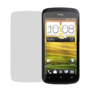 Clear LCD Screen Guard Film for T-Mobile HTC One S Z520e
