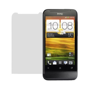 Clear LCD Screen Protector Film for HTC One V T320e