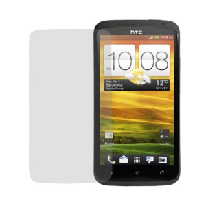Clear LCD Screen Protector Film for HTC One X S720e Edge Endeavor / HTC One XL