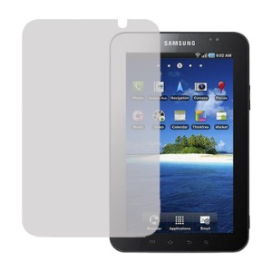 LCD Screen Protector for Samsung Galaxy Tab P1000 (Matte/Anti-Glare)