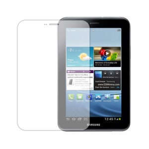 Samsung Galaxy Tab2 7.0 P3100 P3110 Clear Screen Guard Film