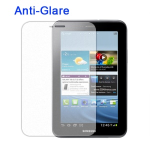 Anti-Glare Screen Guard for Samsung Galaxy Tab 2 7.0 P3100 P3110