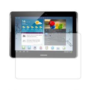 Clear Touch Screen Protector for Samsung Galaxy Tab 2 10.1 P5100 P5110