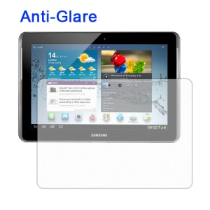 Anti-Glare LCD Screen Protector for Samsung Galaxy Tab 2 10.1 P5100 P5110 P7510