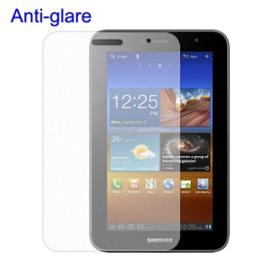 Anti-Glare Screen Protector for Samsung Galaxy Tab 7.0 Plus P6200 P6210