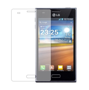 Clear LCD Screen Protector for LG Optimus L7 P700 P705