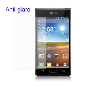 Anti-Glare Frosted Screen Protector for LG Optimus L7 P700 P705