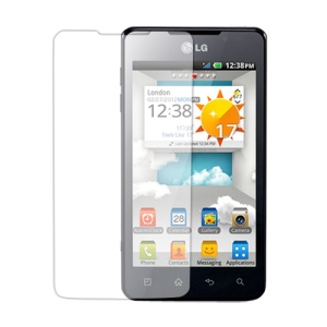 Clear Touch Screen Protector for LG Optimus 3D Max P720