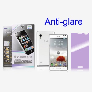 Nillkin Anti-Glare Scratch Proof Screen Protector for LG Optimus L9 P760 P765 P768