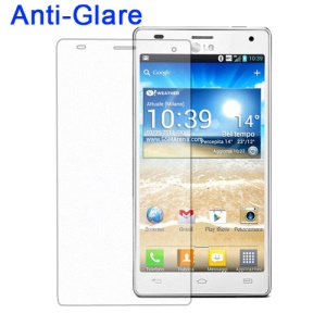 LG Optimus 4X HD P880 Anti-Glare Matte Screen Protector Film